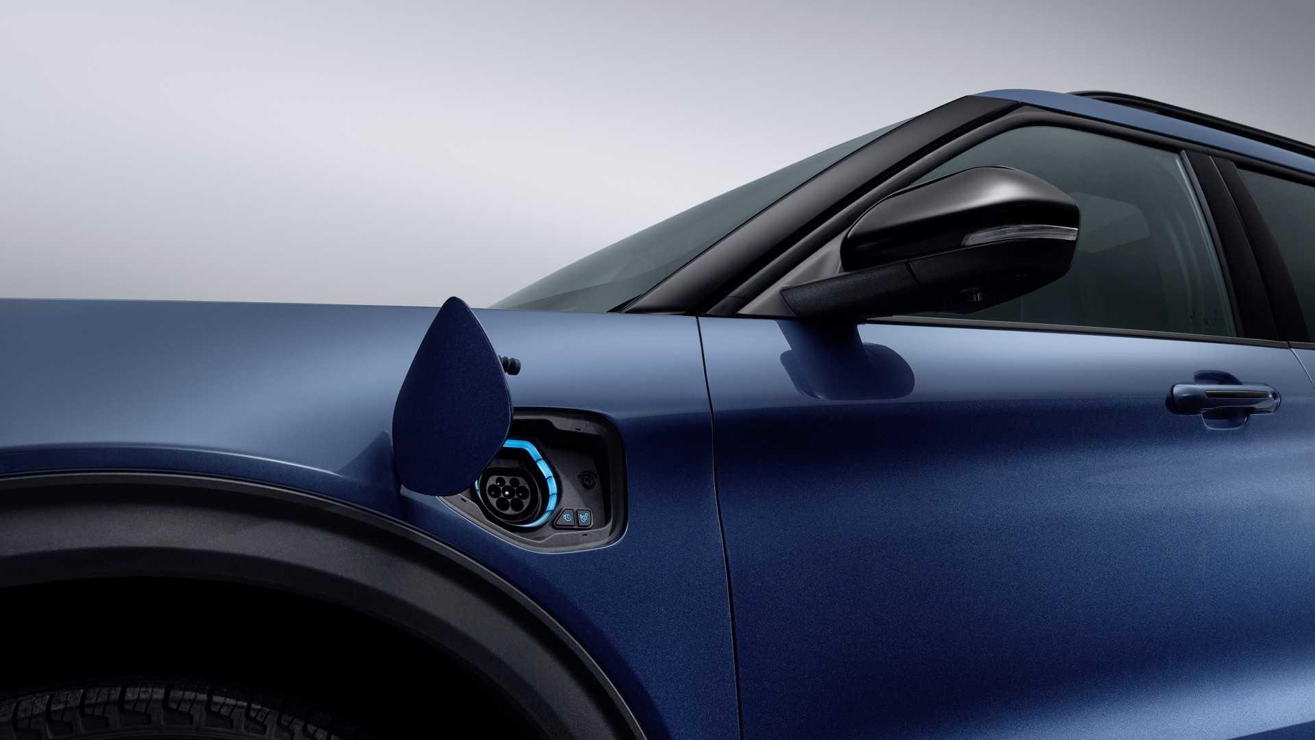 Foto de Ford Explorer PHEV 2020 (5/11)
