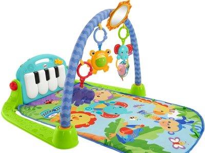 El gimnasio Fisher-Price con piano para bebés está a 43,98 euros con envío gratis en Amazon