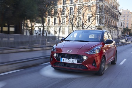 Hyundai i10 2020 dinámica