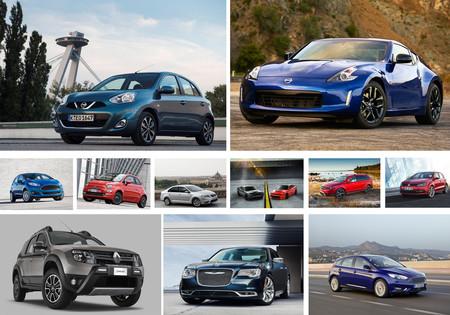Estos coches llevan mucho entre nosotros y ya necesitan una nueva generación