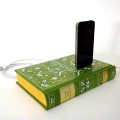 Foto 3 de 7 de la galería recarga-tu-iphone-sobre-buena-literatura en Decoesfera