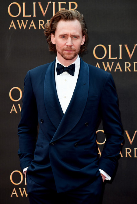 Tom Hiddleston The Olivier Awards 2019 With Mastercard Red Carpet Arrivals 02