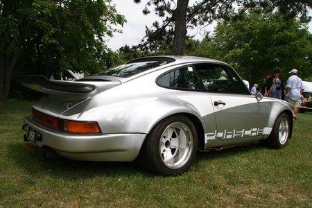 1973 Porsche 911 Turbo