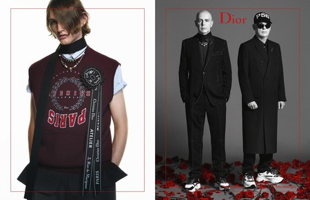 Advertising Campaign Dior Homme Pictures By David Sims Stylisme By Mauricio Nardi 2