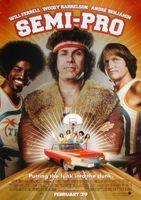Nuevo póster de 'Semi-Pro', con Will Ferrell