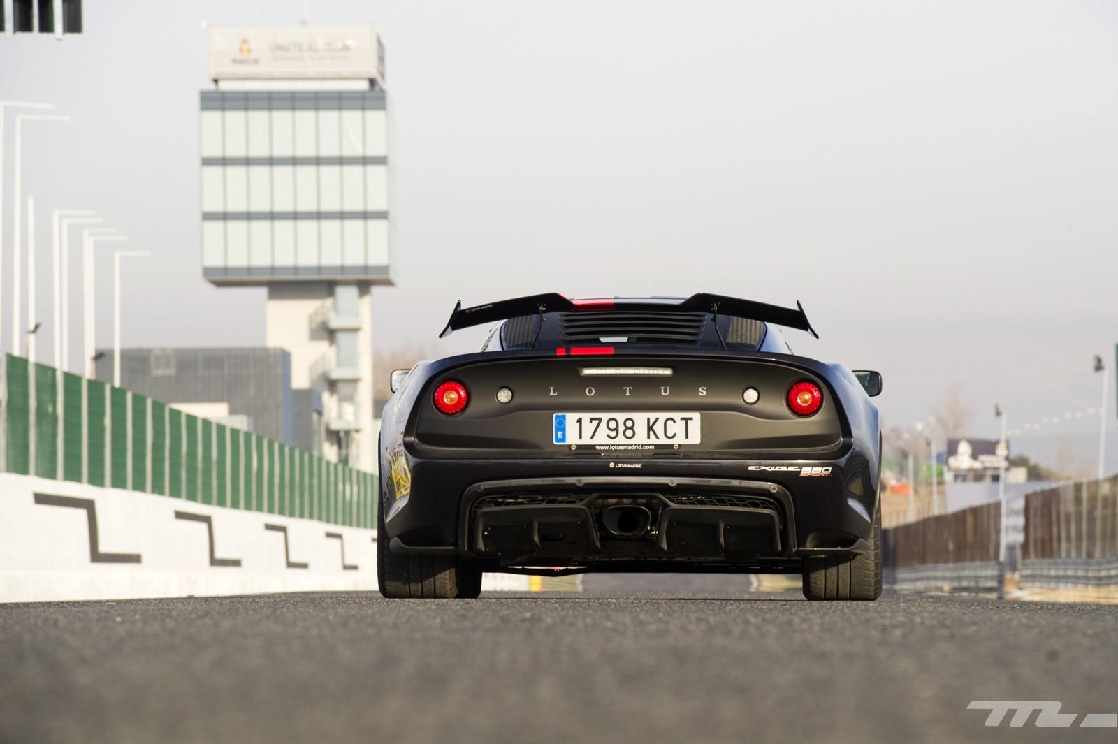 Foto de Lotus Exige 380 Sport (prueba) (40/45)