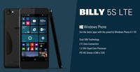 Yezz anuncia el Billy 5S LTE, un Windows Phone de gama media que presentará en la CES 2015