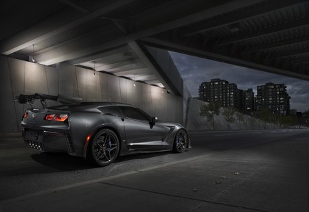 Chevrolet Corvette Zr1 5