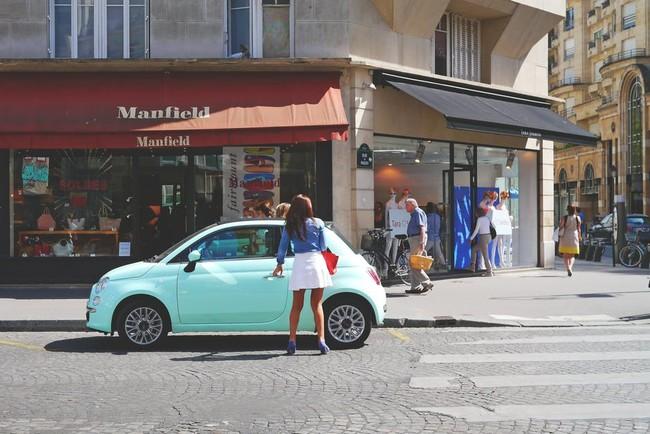 Taxi Paris Mujeres