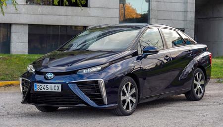El primer Toyota Mirai 'español' de hidrógeno llega para acompañar la COP25, pero sigue sin comercializarse