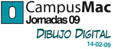 Jornada CampusMac de dibujo digital, el 14 de Febrero