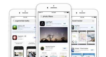 Apple introduce un nuevo tipo de publicidad en la App Store, ideal para pequeños desarrolladores