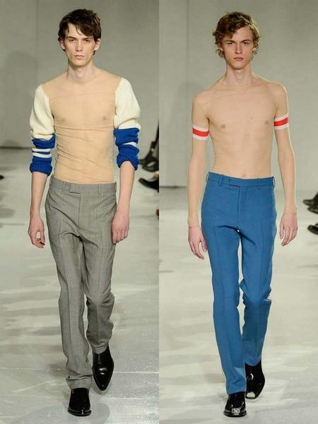 Raf Simons Calvin Klein New York Debut 1