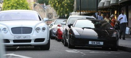 Coches Londres