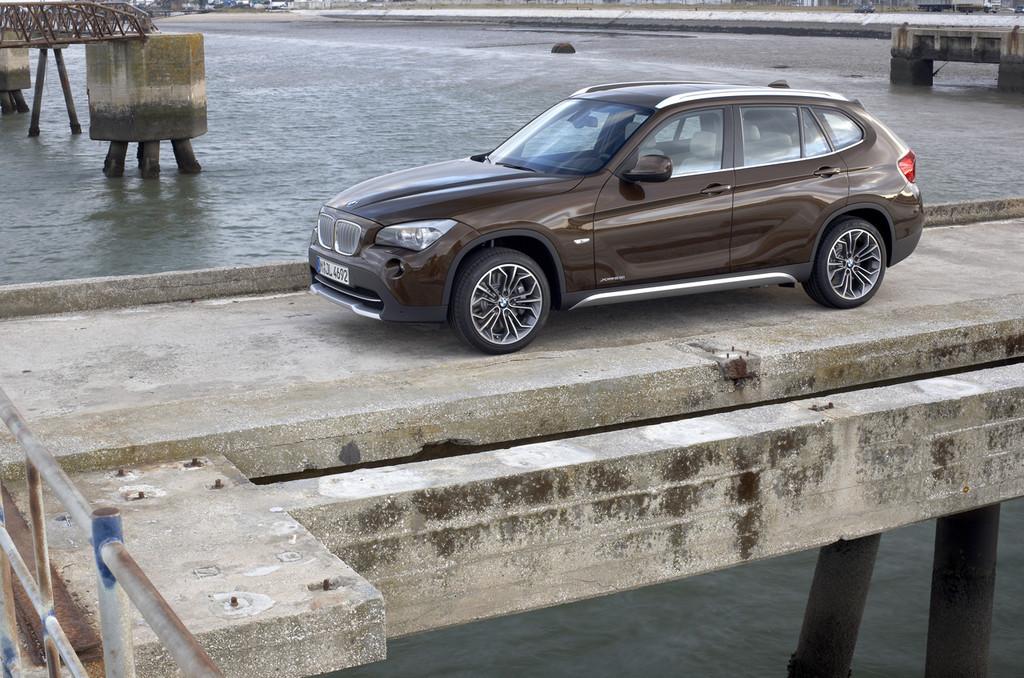 Foto de BMW X1 (106/120)