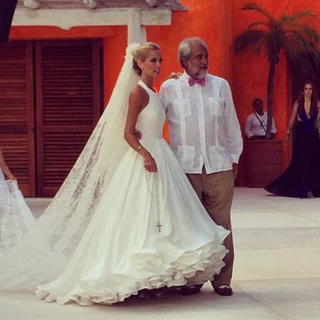 Mary Katrantzou vestido de novia
