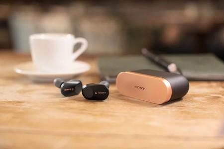 Sony actualiza sus auriculares WF-1000XM3 con un mejor control de volumen y Amazon Alexa