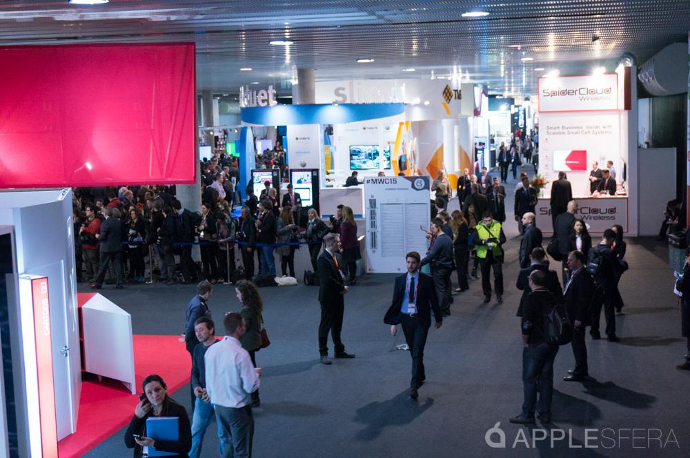 Foto de Mobile World Congress 2015 (65/79)