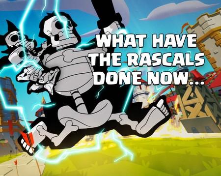 Así serán los Pillos, la nueva carta de Clash Royale