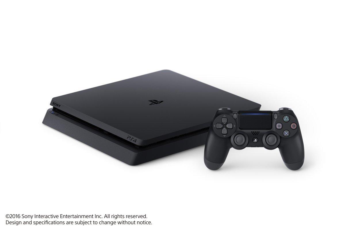 Imágenes nuevo modelo de PS4