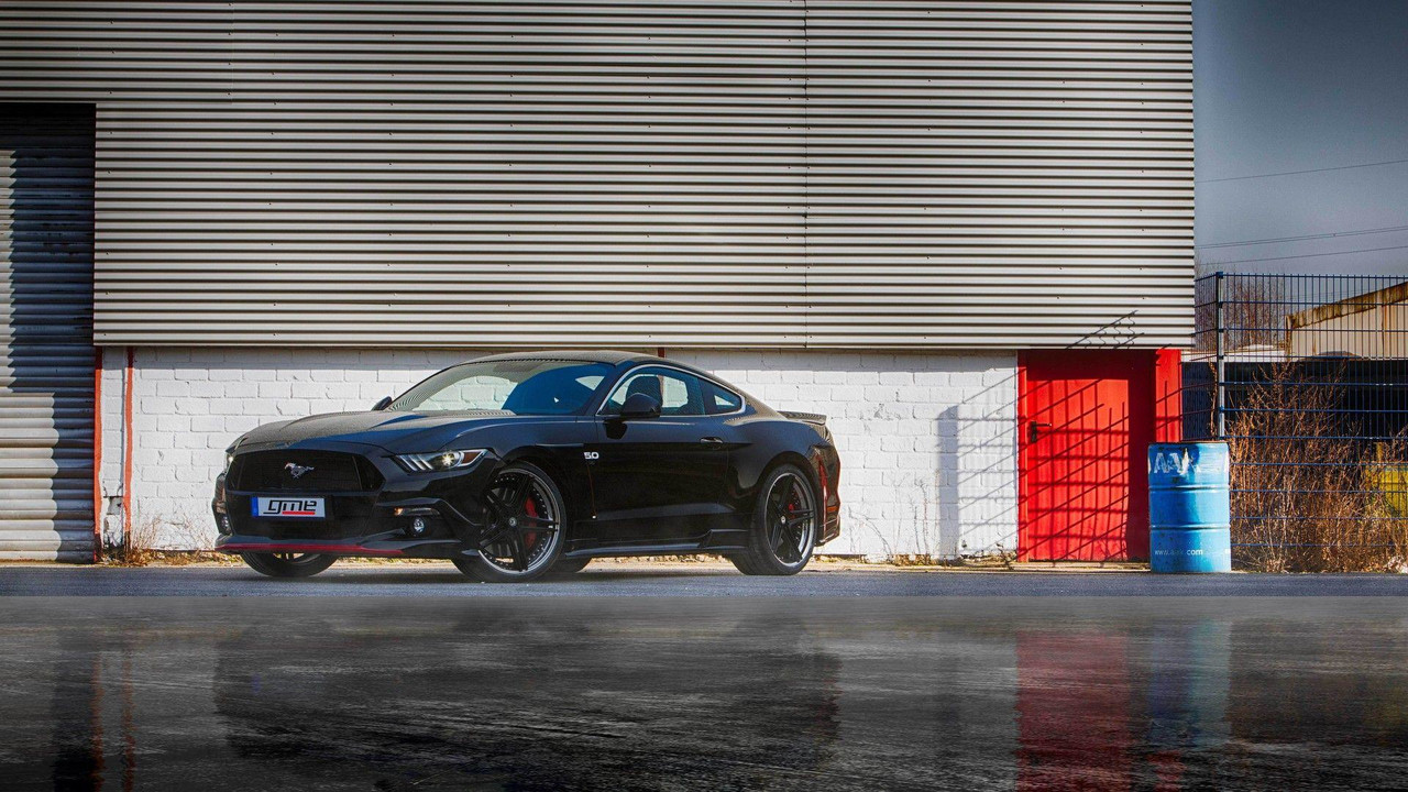 Foto de GME-Performance Ford Mustang GT (6/11)