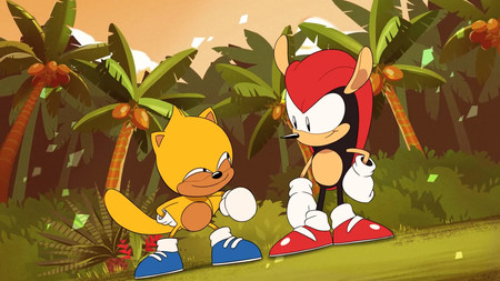 Mighty y Ray protagonizan el nuevo episodio de Sonic Mania Adventures