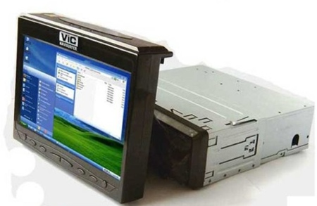 Navisurfer II, ordenador para el coche