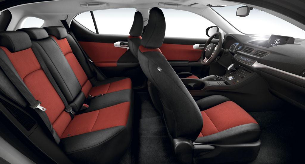 Foto de Lexus CT 200h (46/164)