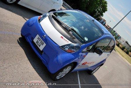 Mitsubishi i MiEV, desde 29.000 euros en UK