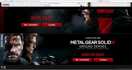 Metal Gear Solid The Phantom Pain 00