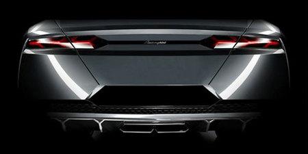 Ahora le cambiamos el nombre, Lamborghini Estoque