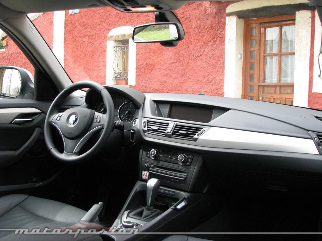 Foto de BMW X1 xDrive23d (prueba) (28/34)