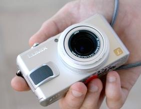 Panasonic Lumix LX2 pasa la prueba