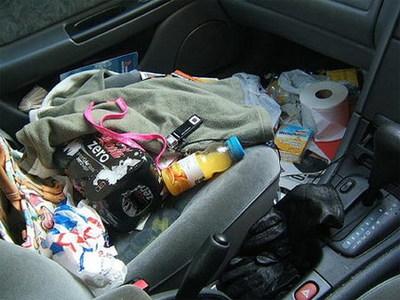 Mantener el coche limpio también crea estilo