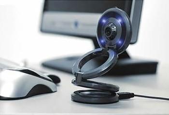 Jasco GE Webcam, cámara plegable