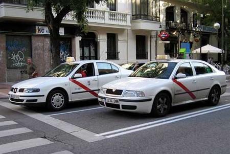 Los taxis de Madrid, entre los mejores del mundo