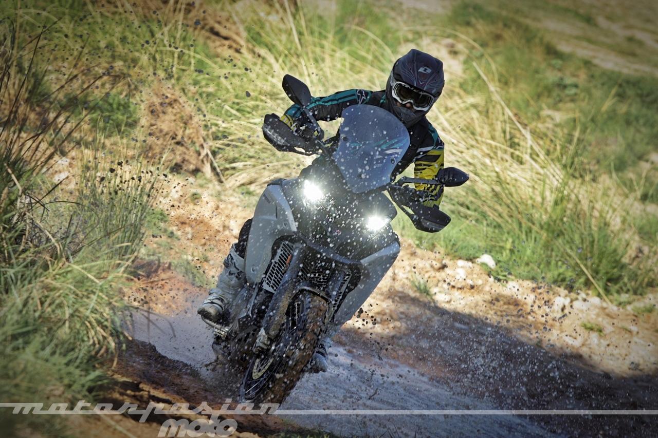 Foto de Ducati Multistrada 1200 Enduro - Acción (35/37)