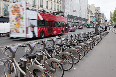 Bicicletas Paris 002