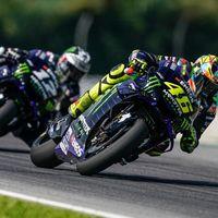 ¿Y Jorge Lorenzo? Para Valentino Rossi su mejor compañero en MotoGP ha sido... ¡Maverick Viñales!