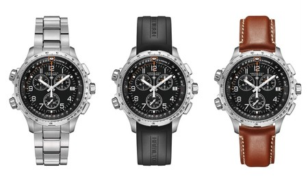 Los relojes Hamilton celebran 100 años en la aviación volando muy alto
