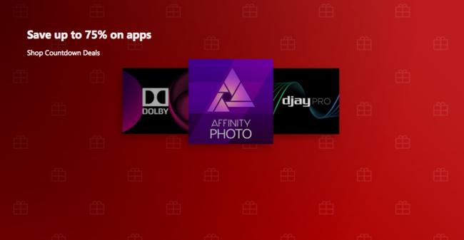 Apps y juegos para Windows 10 con hasta 75% de descuento en la tienda de Microsoft por fin de año
