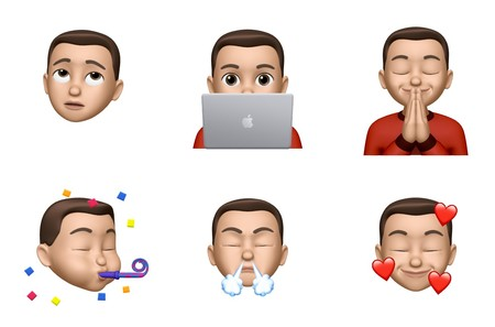Stickers Memoji