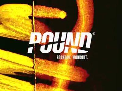 Si te gusta el fitness y el rock prueba el Pound Fit (vídeo)