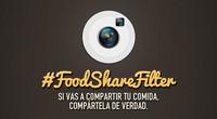 #Foodsharefilter, el primer filtro solidario para Instagram