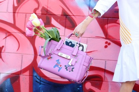 Coach nos presenta el it (blogger) bag