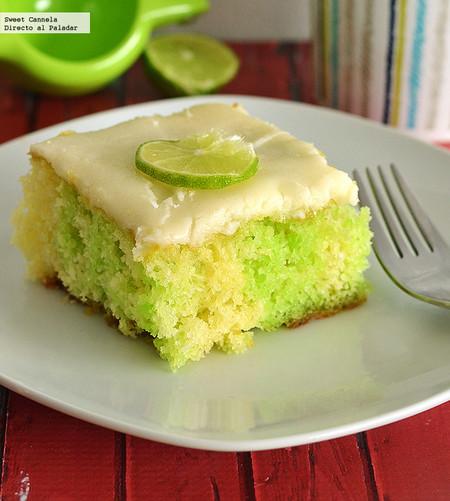 Pastel Limon