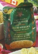 Azúcar de arce