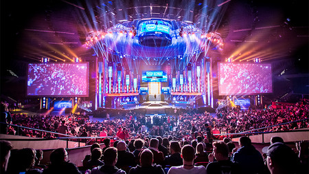 No más League of Legends en 2017 en las Intel Extreme Masters