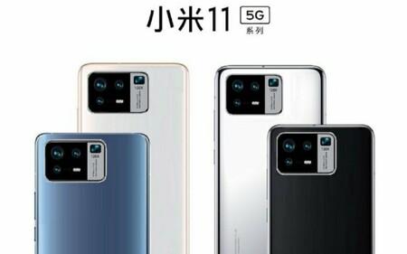 Xiaomi Mi 11 Pro: se filtra en renders el otro flagship chino con Snapdragon 888 y zoom 120x