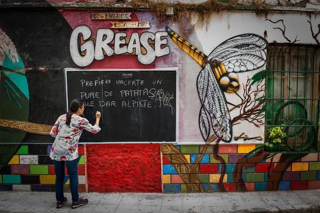 'Lagunillas Grease', de Paco Negre, el retrato de una revolución artística y social en el seno de un barrio marginal